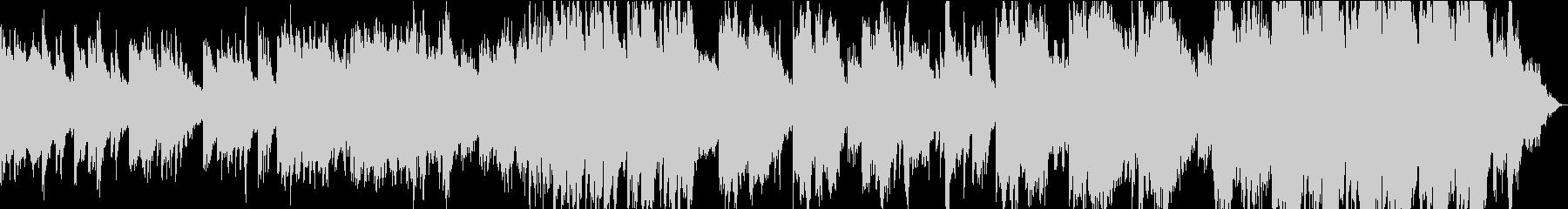 緑豊かな音と大気の溝は、この上品な...の未再生の波形