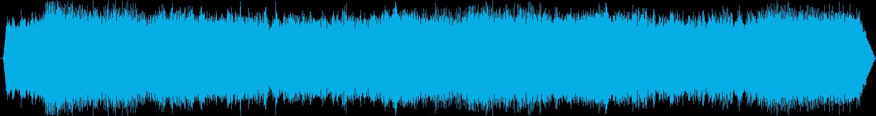 PADS チルエア03の再生済みの波形