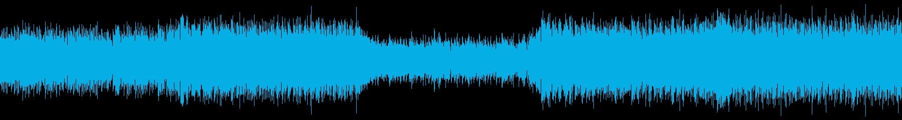 夏のイベントにわくわく・トロピカルハウスの再生済みの波形