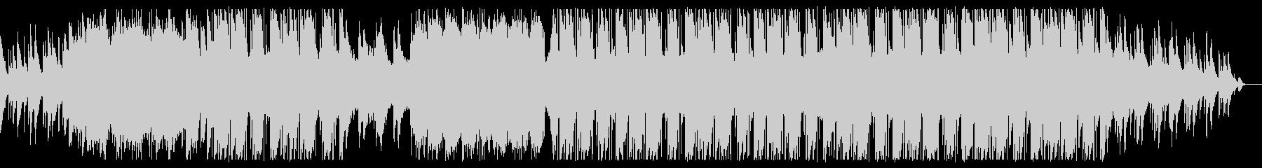 琴/和風だが今っぽいクールなヒップホップの未再生の波形