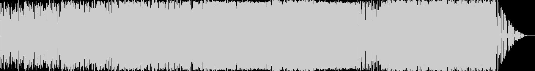 オシャレで大人なバラードの未再生の波形