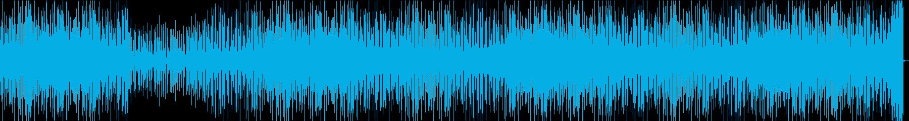 【企業VP】爽やかでキャッチーなBGMの再生済みの波形