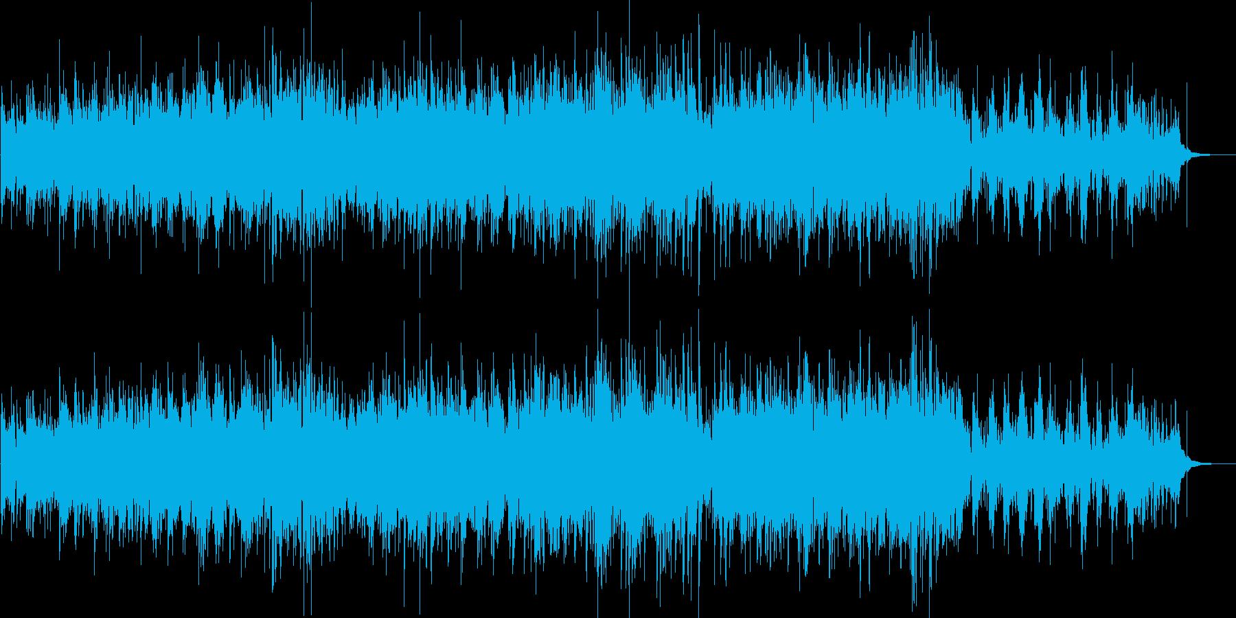 ギターデュオ。国、アイルランド、ブ...の再生済みの波形