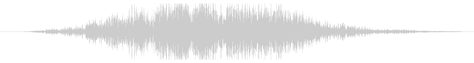 上昇 ストームドローン01の未再生の波形