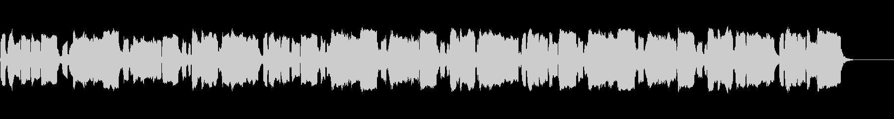 ハッピーバースデー【リコーダーアレンジ】の未再生の波形
