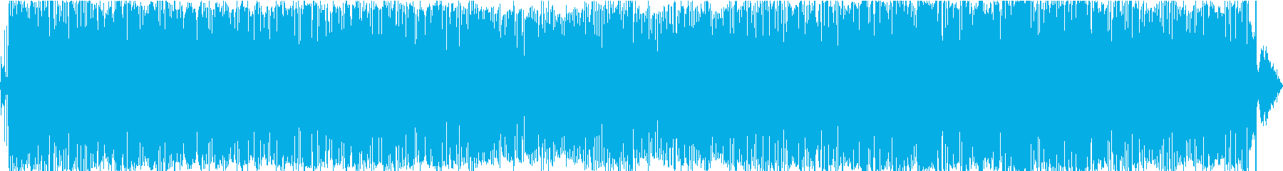 ジャズ。男性の声のカウント:1、2…..の再生済みの波形