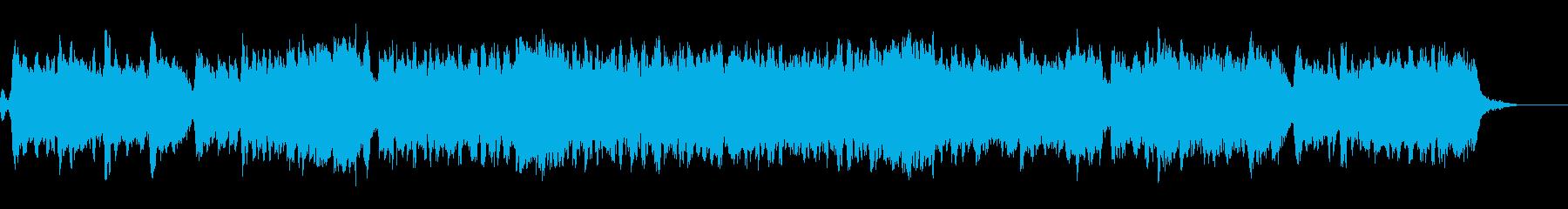 ハリウッド「短くて壮大」オーケストラcの再生済みの波形