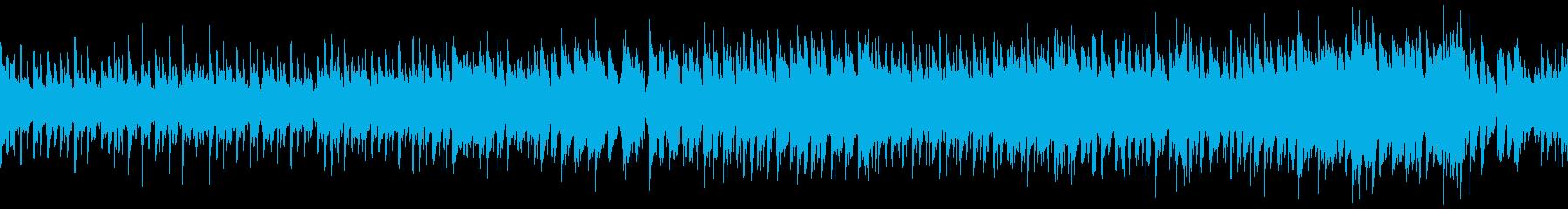【ループ】情熱的フラメンコ/ラテンの再生済みの波形