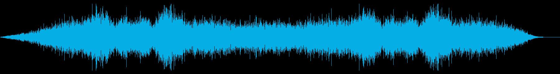 スペースドローン:黙示録の到来の再生済みの波形