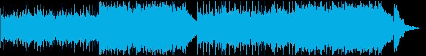 ポップ テクノ 現代的 交響曲 ラ...の再生済みの波形