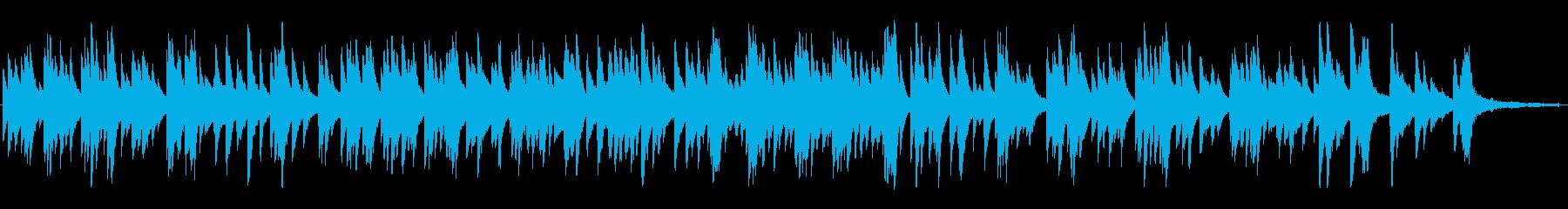 映画「カサブランカ」テーマ曲ピアノソロの再生済みの波形