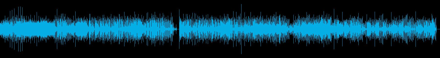 TV DiYは、簡単に編集できるよ...の再生済みの波形