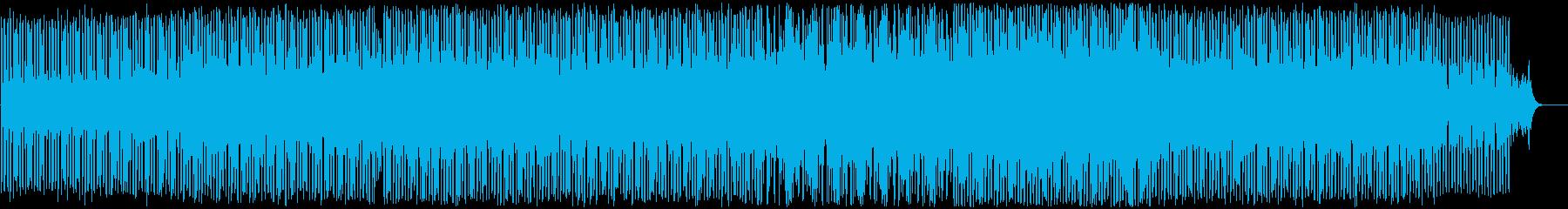 王道の進行 ループ系 クラブミュージックの再生済みの波形