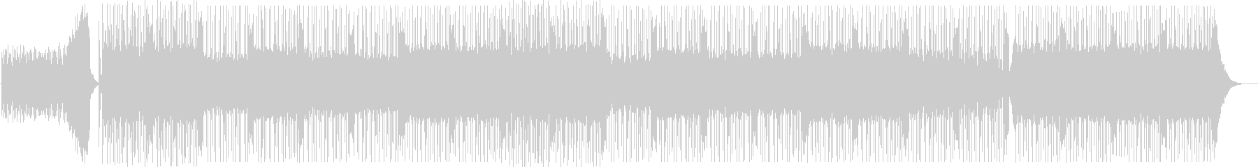 スチームパンク/ヒップホップ/重低音#1の未再生の波形