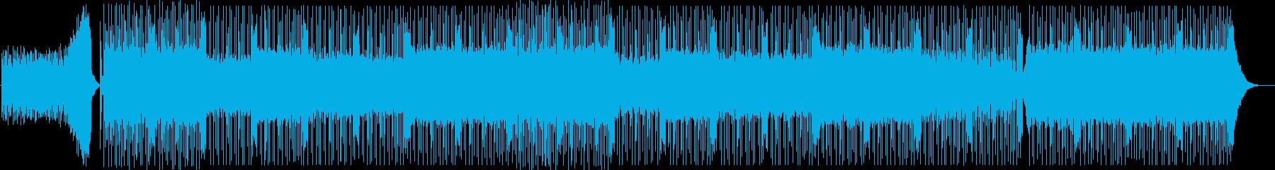 スチームパンク/ヒップホップ/重低音#1の再生済みの波形