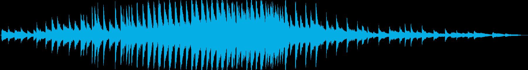 Pianoforte Solo。ロ...の再生済みの波形