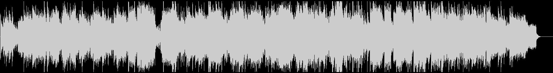 ほのぼの和洋折衷な日常BGM 篠笛生演奏の未再生の波形