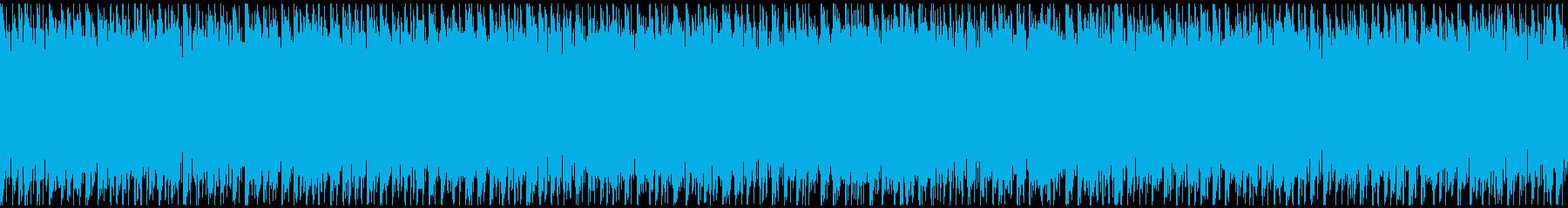 Modeの再生済みの波形