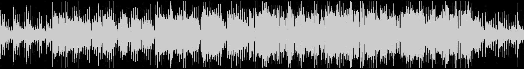 ファンタジー系のキラキラ曲※ループ仕様版の未再生の波形