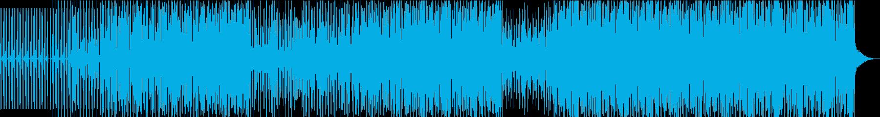 【ハウス】アゲアゲ間違いなし!!のCMにの再生済みの波形