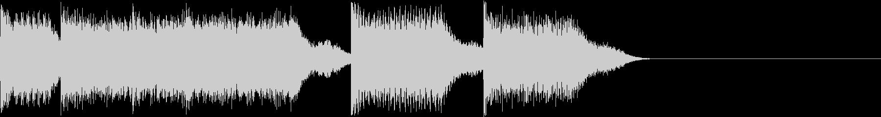AI メカ/ロボ/マシン動作音 29の未再生の波形