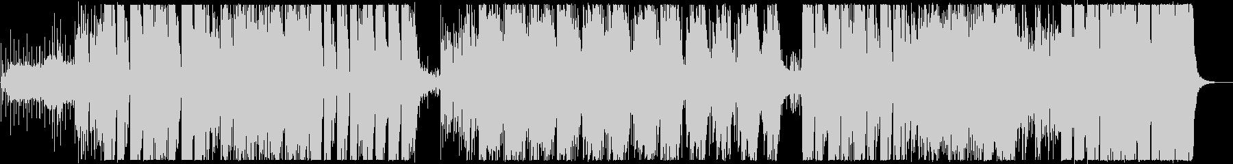 エッジの効いたアクションスリラーは...の未再生の波形