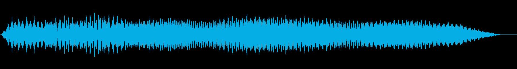 エネルギー場パルスの再生済みの波形