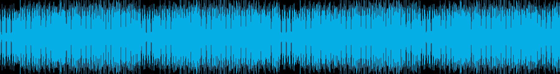 【店舗BGM】Spring 1 ループの再生済みの波形
