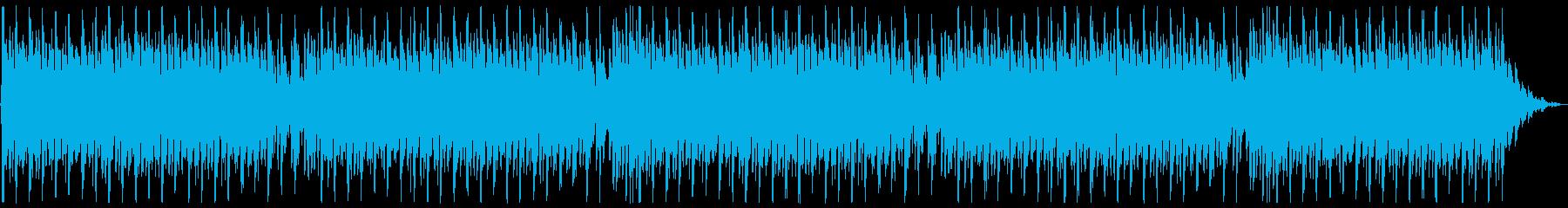 気高さと疾走感を描く合唱曲:編集Bの再生済みの波形
