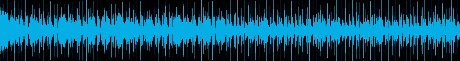 並行和音のパワーハウス。ループ再生可能。の再生済みの波形