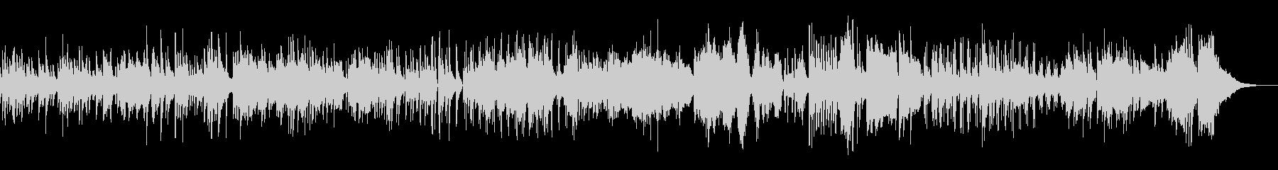 グリーンスリーブス合唱 ジャズ ゆったりの未再生の波形