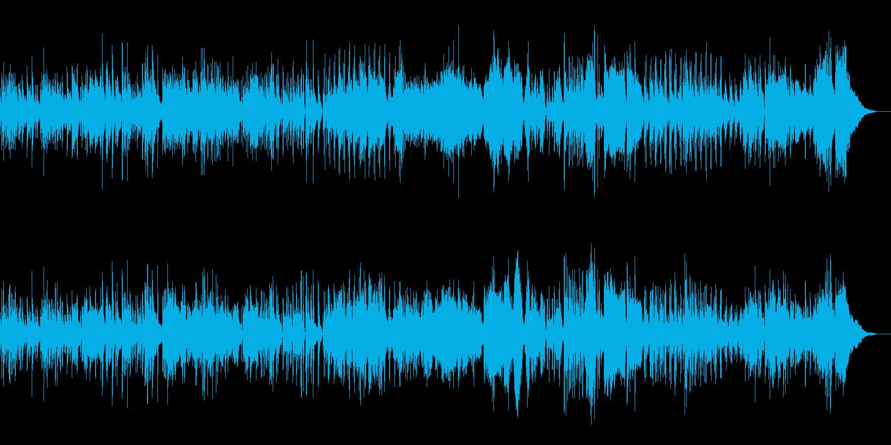グリーンスリーブス合唱X'masジャズ の再生済みの波形
