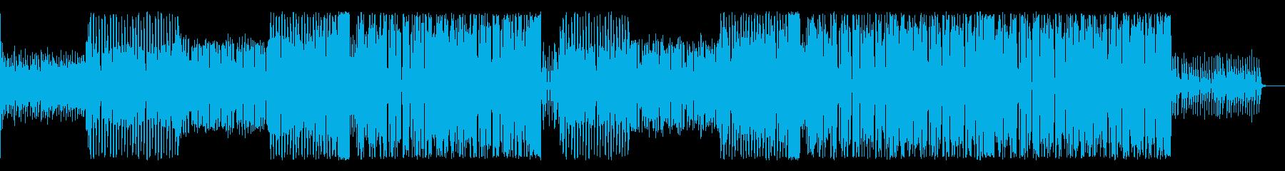 企業VP・Future Bassの再生済みの波形