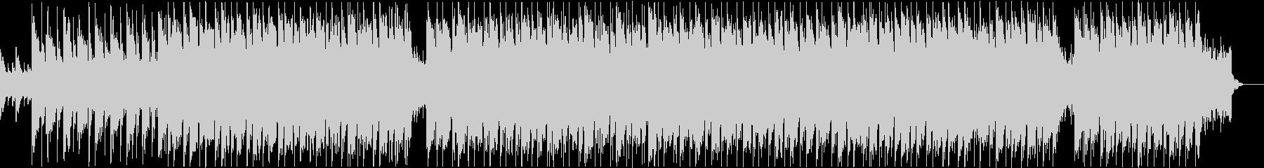 ギターシンセのメローなアンビエントBGMの未再生の波形