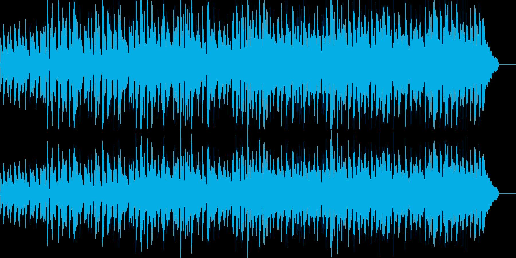 気まぐれなムードでアコースティック...の再生済みの波形