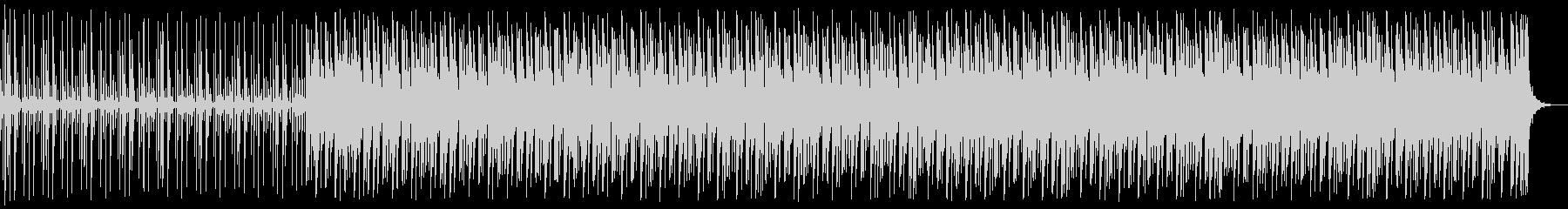 ビートの強いディープハウスNo681_3の未再生の波形