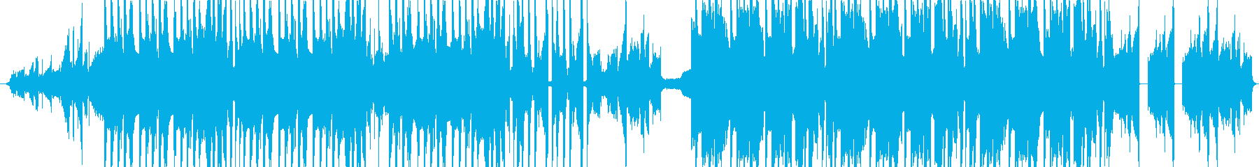 Originの再生済みの波形