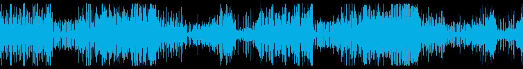 【ループ】楽しいウキウキ元気ビッグバンドの再生済みの波形