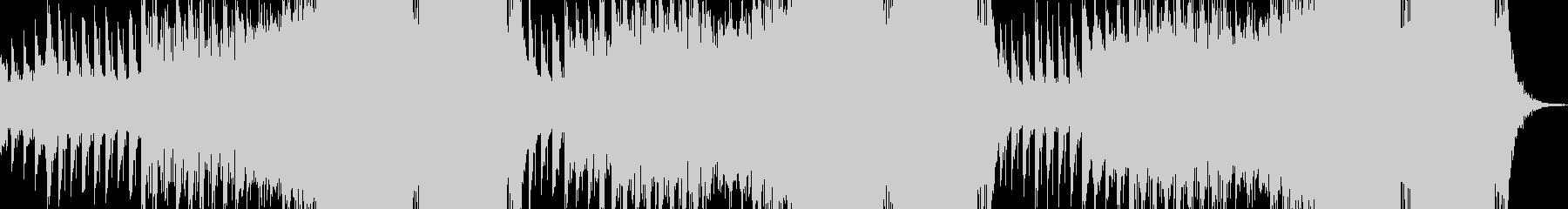 切ないメロディーのEDMです。の未再生の波形