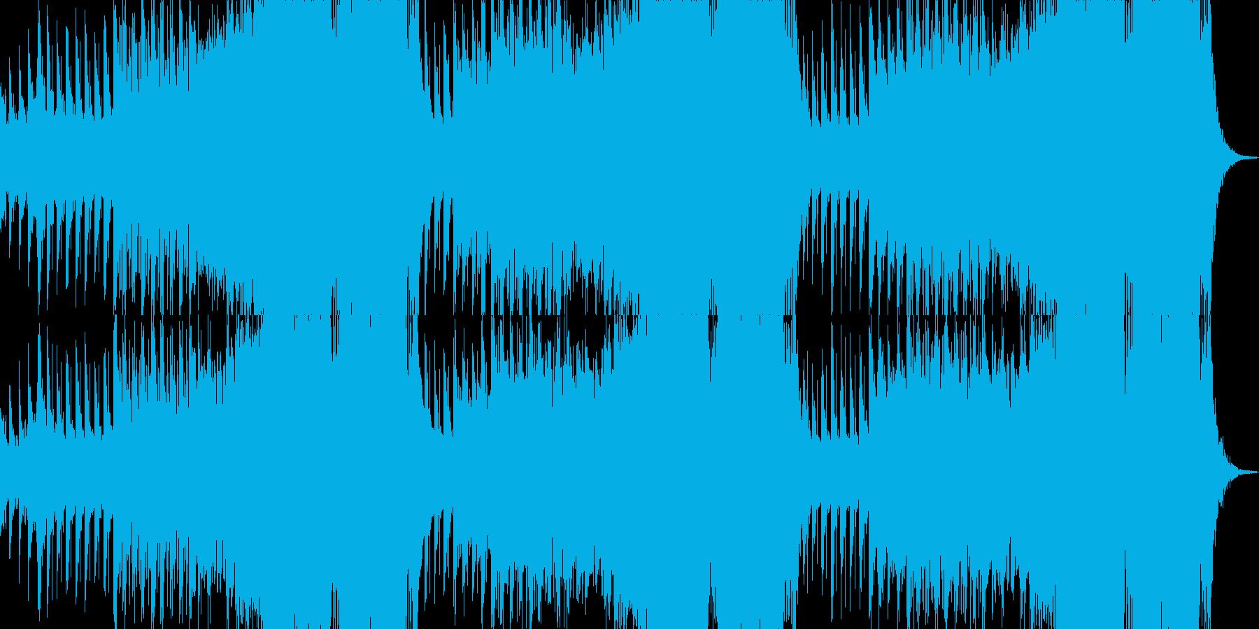 切ないメロディーのEDMです。の再生済みの波形