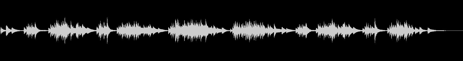 トロイメライ原曲をベーゼンドルファーでの未再生の波形