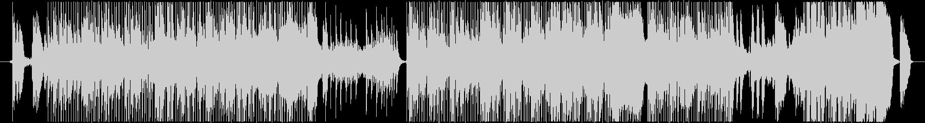 C-POPなギター曲の未再生の波形