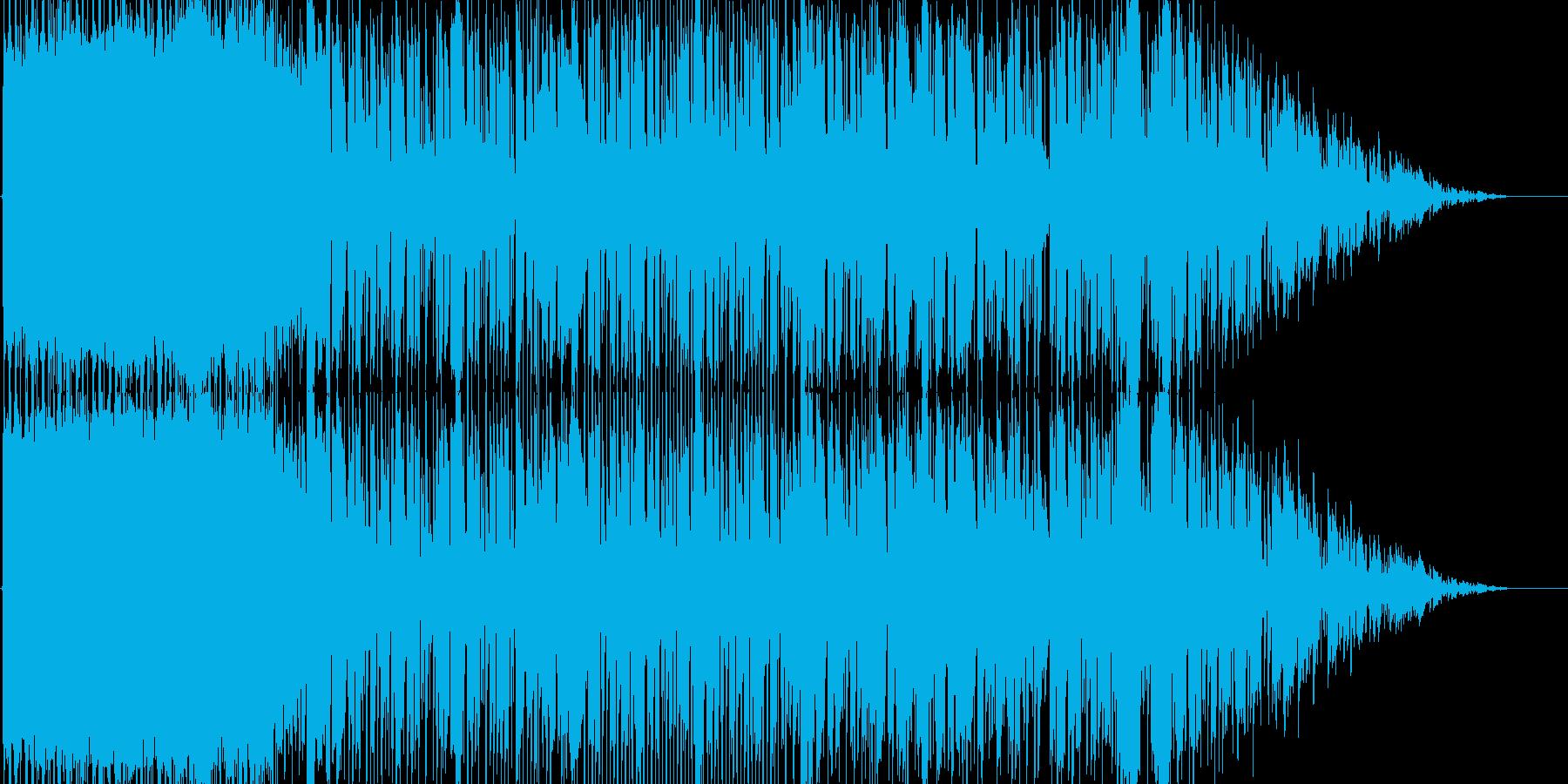 utashiro ~instead of song~の再生済みの波形