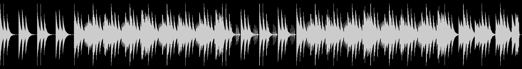 森/民族/ほのぼの_No653_1の未再生の波形