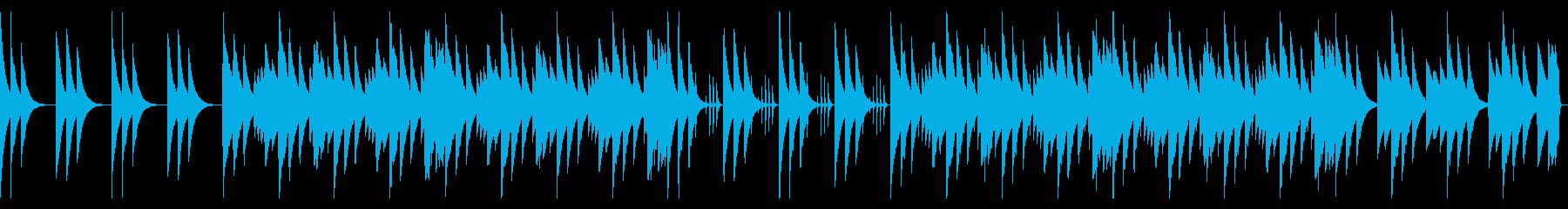 森/民族/ほのぼの_No653_1の再生済みの波形