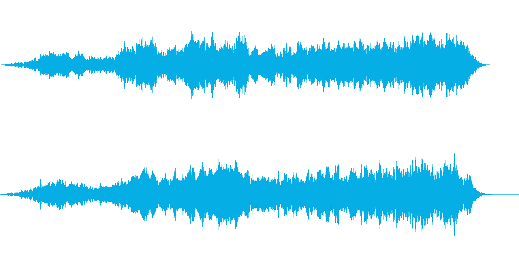 Dark_ホラーで怪しく神秘的-01の再生済みの波形