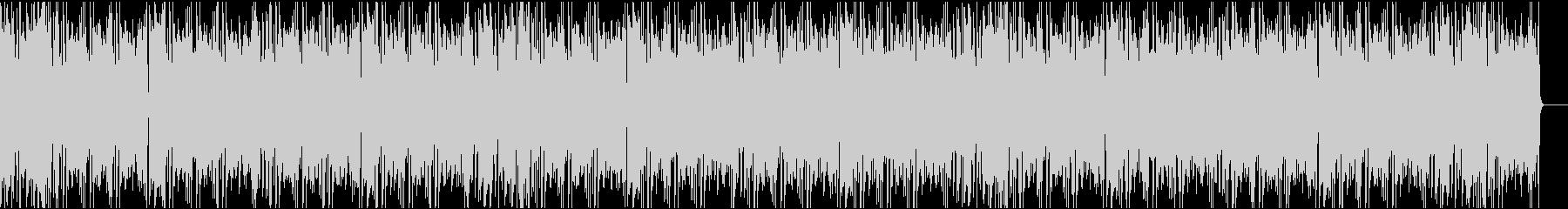 かわいいコミカル/カラオケ/イントロ8秒の未再生の波形