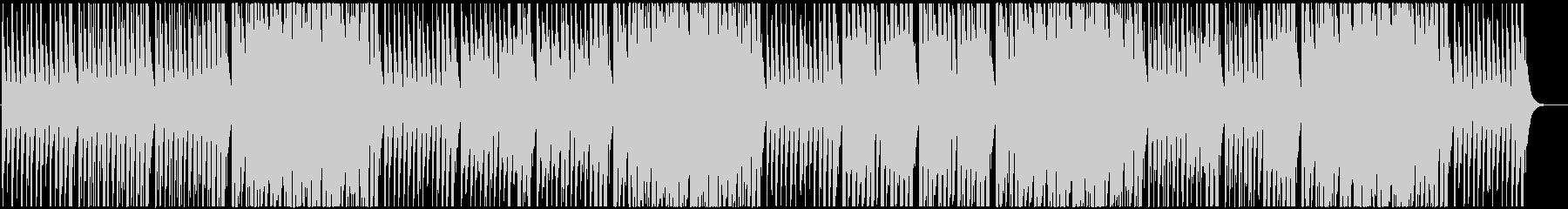 3分クッキング風BGMの未再生の波形