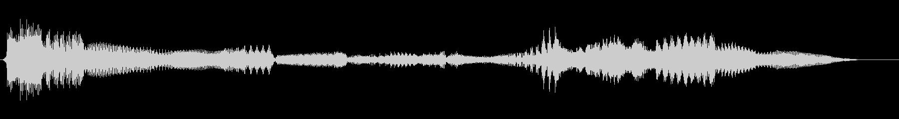 サイバーコミュニケーション:シック...の未再生の波形