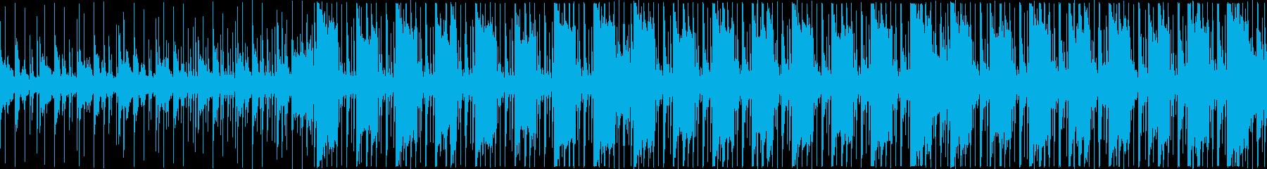 少し機械的な淡々とした/企業VP系06rの再生済みの波形